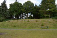 Danish redoubt memorial at Mysunde